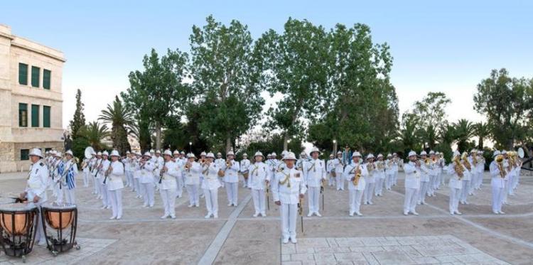 Η Μπάντα του Πολεμικού Ναυτικού στη Βέροια!