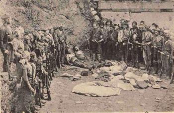 Επιστολή-απάντηση του Γ.Χειμωνίδη για την Γενοκτονία του Ποντιακού Ελληνισμού