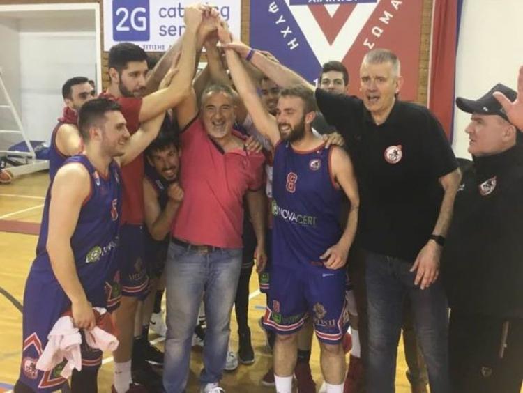 Επικρατώντας 62-70 της ΧΑΝΘ εκτός έδρας «καπάρωσε» την τέταρτη θέση ο Φίλιππος Βέροιας