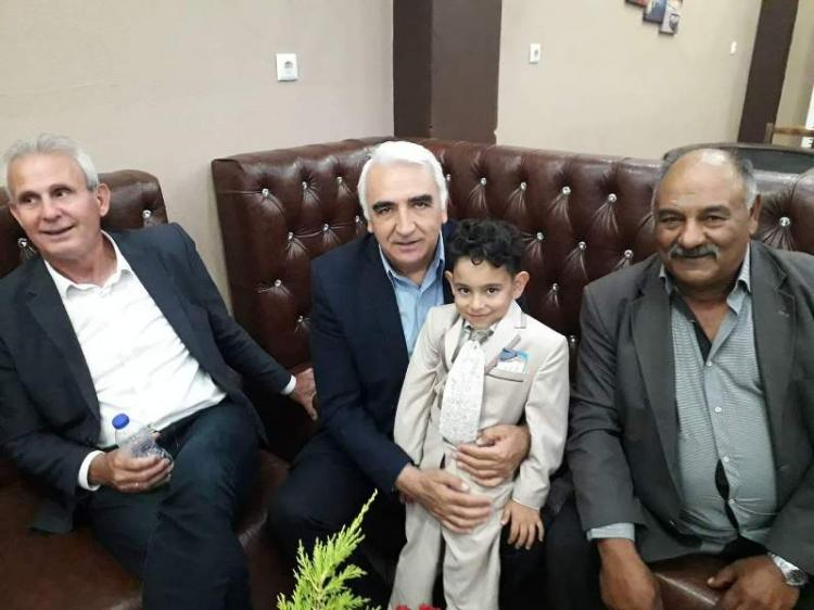 Επίσκεψη του υποψήφιου δημάρχου Αλεξάνδρειας Μ. Χαλκίδη στο Νεοχώρι