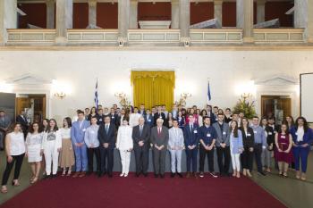 Η Μεγάλη Στιγμή για την Παιδεία από την EUROBANK  -Τιμητική βράβευση για τους Πρώτους εκ των Πρώτων