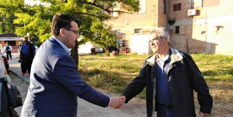 Κ. Ναλμπάντης: Να δώσουμε ζωή και πάλι στις κοινότητες