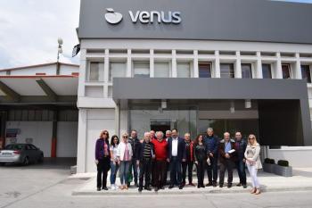 Κ. Βοργιαζίδης: «Παράδειγμα εξωστρέφειας οι μεταποιητικές επιχειρήσεις φρούτων της περιοχής»