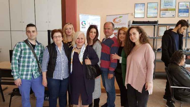 Γεωργία Μπατσαρά : «Τεράστια η συμβολή της βοοτροφίας στην τοπική οικονομία μας»
