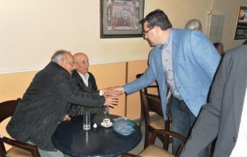 Περιοδεία του υπ. δημάρχου Αλεξάνδρειας, Κ. Ναλμπάντη, σε Παλαιοχώρι-Λιανοβέργι