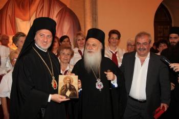 Αρχιεπίσκοπος Αμερικής ο σεβασμιώτατος Προύσας κ. Ελπιδοφόρος Λαμπρινιάδης