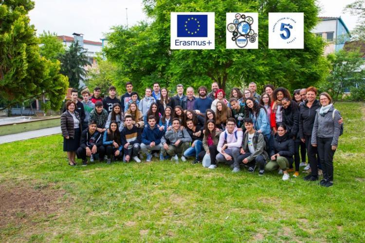 Ευρωπαϊκές σχολικές αποστολές στο 5ο ΓΕΛ ΒΕΡΟΙΑΣ