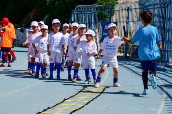 Φεστιβάλ Αθλητικών Ακαδημιών ΟΠΑΠ: Μεγάλη γιορτή του αθλητισμού στην Καλλιθέα με συμμετοχή 2.450 παιδιών και γονέων/κηδεμόνων