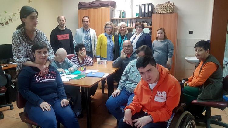 ΕΛΓΑ και ΚΕΜΑΕΔ επισκέφθηκε η Γεωργία Μπατσαρά