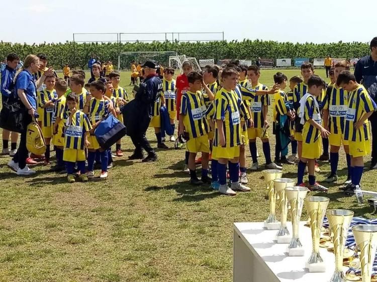 Το ευχαριστώ στους συντελεστές της μεγάλης επιτυχίας του 2ου τουρνουά ποδοσφαίρου Μέγας Αλέξανδρος