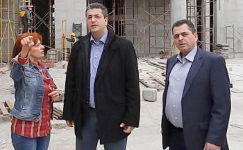 Τα ευρωπαϊκά έργα της Ημαθίας παρουσιάζει ο αντιπεριφερειάρχης Κώστας Καλαϊτζίδης