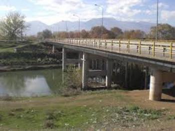 Κυκλοφοριακές ρυθμίσεις στην Π.Ε.Ο. Θεσ/νίκης-Βέροιας (Ε.Ο.4), ύψος γέφυρας Περιφερειακής Τάφρου (Τ66)