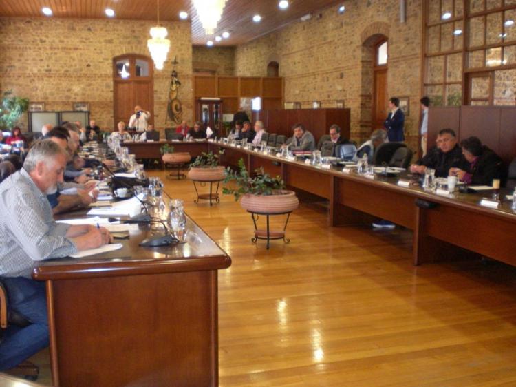 Παραλειπόμενα από τη χθεσινή συνεδρίαση του Δημοτικού Συμβουλίου Βέροιας…