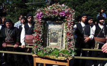 Στην Παναγία Σουμελά οι κεντρικές εκδηλώσεις για τα 100χρονα της ποντιακής γενοκτονίας. Στον Άγιο Αντώνιο οι εκδηλώσεις της Ε.Λ. Βέροιας