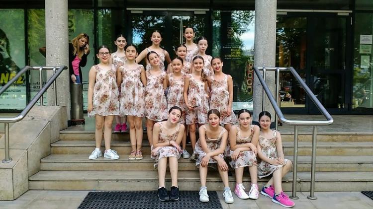 Η σχολή χορού της ΚΕΠΑ σε παράσταση-αφιέρωμα στην παγκόσμια ημέρα χορού