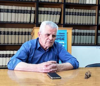 Τάκης Μαυρογιώργος : «Τελειώνει η «αξονιάδα» για το Νοσοκομείο Νάουσας!»