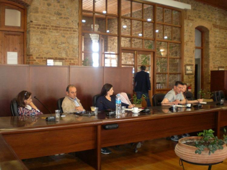 Σχεδιασμός δράσεων στην Ημαθία, στα πλαίσια της προετοιμασίας για τη νέα αντιπυρική περίοδο