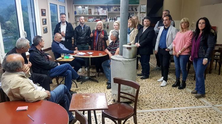 Γεωργία Μπατσαρά : «Θα ασχοληθούμε σοβαρά για τη στέγαση πολιτιστικών συλλόγων»
