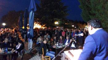 Μηνύματα νίκης από την Κορυφή - Προεκλογική περιοδεία του Κ. Ναλμπάντη