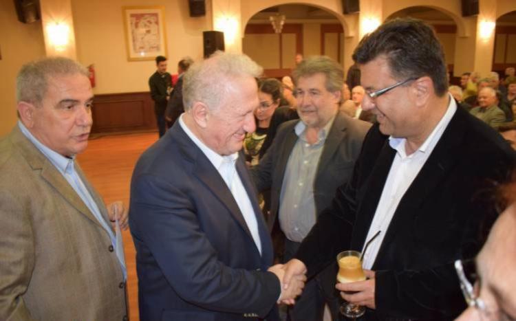 Πλήθος κόσμου στην κεντρική πολιτική εκδήλωση του «Κινήματος Αλλαγής» στη Βέροια