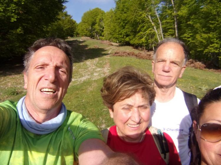 ΒΕΡΜΙΟ, Κορυφή Φούρκα 1561 μ., Κυριακή 12 Mαϊου 2019, με τους Ορειβάτες Βέροιας