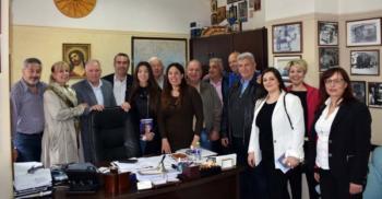 «ΣΥΝΔΗΜΟΤΕΣ» : Συναδελφική συνεργασία για ένα καλύτερο δήμο