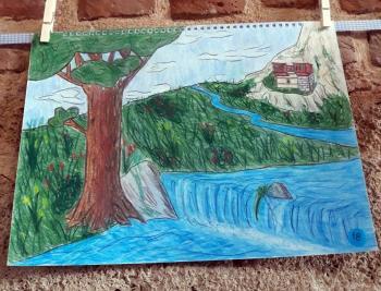 Τα βραβεία του 3ου Διαγωνισμού Ζωγραφικής «Ο Τριπόταμος, το ποτάμι της Βέροιας»