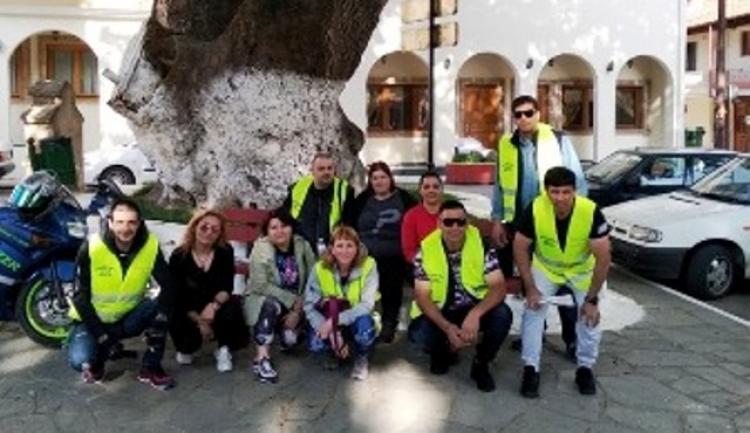 Εθελοντική συμμετοχή του ΣΔΕ Νάουσας στον 17ο Δρόμο Θυσίας 2019