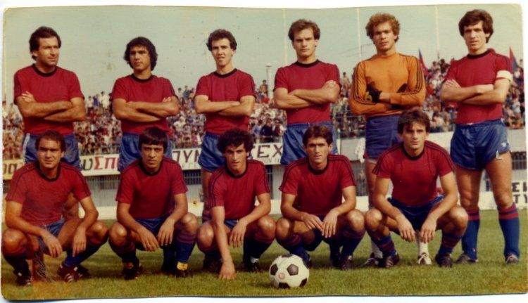 Την Δευτέρα (2/10) εκλέγουν νέα διοίκηση οι Παλαίμαχοι ποδοσφαιριστές Βέροιας