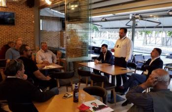 Κ.Βοργιαζίδης από τη Βεργίνα : «Επενδύουμε στον τουρισμό με σοβαρότητα και συγκριμένο σχέδιο»