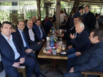 Βαγγέλης Μειμαράκης από τη Νάουσα : «Όλοι μαζί στη ΝΔ ανταποκρινόμαστε στο μήνυμα για πολιτική αλλαγή»