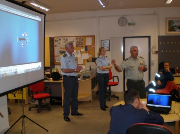 Κ.Ε.Σ.Υ. Ημαθίας : Ενημερωτικές συναντήσεις με τη συνεργασία της Αστυνομίας, του Στρατού Ξηράς και της Πυροσβεστικής