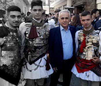 Σ. Μουρτζίλας : «Στόχος μας η συνεργατικότητα των πολιτιστικών δράσεων των συλλόγων της Ημαθίας»