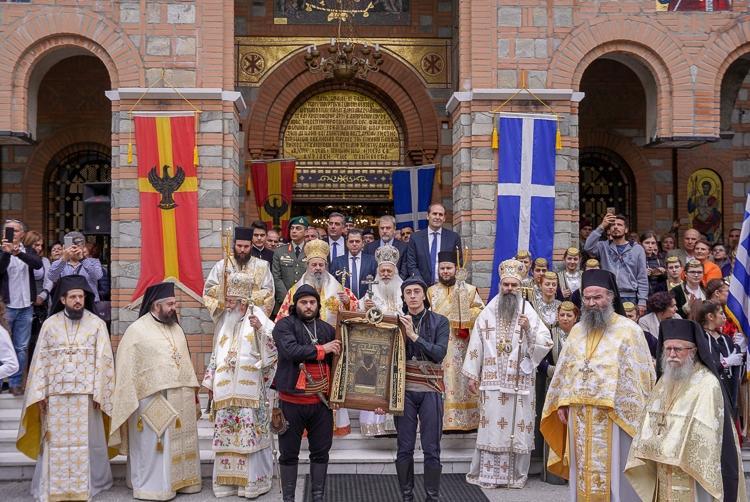 Εκδηλώσεις μνήμης για τα 100 χρόνια από τη γενοκτονία των Ελλήνων του Πόντου στην Παναγία Σουμελά