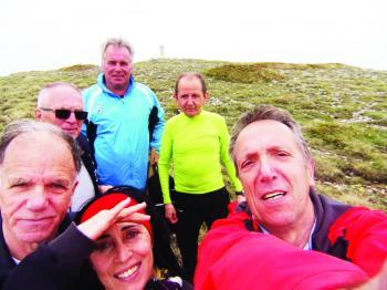 ΒΕΡΜΙΟ, Κορυφή Σιδεράκι 1873 μ. υψόμετρο, Κυριακή 19 Μαϊου 2019, με τους Ορειβάτες Βέροιας