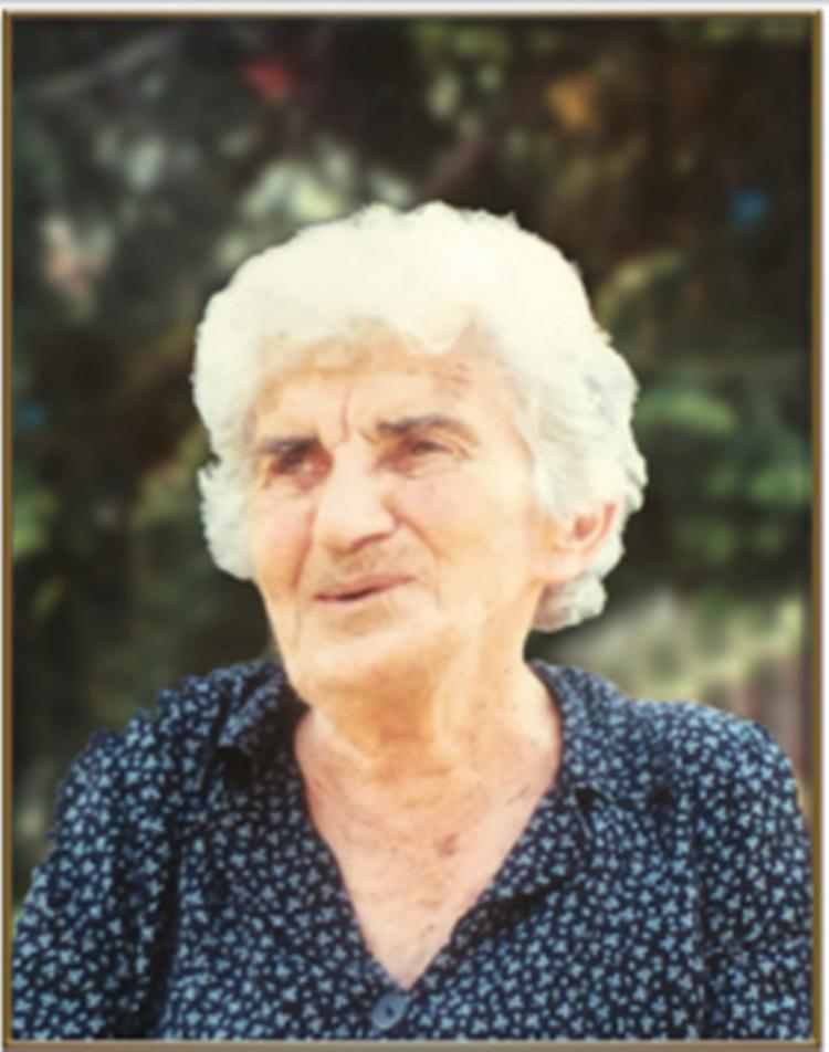 Σε ηλικία 98 ετών έφυγε από τη ζωή η ΣΟΦΙΑ ΝΙΚ. ΧΑΡΑΛΑΜΠΙΔΟΥ