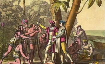 Χάντρες για ιθαγενείς!