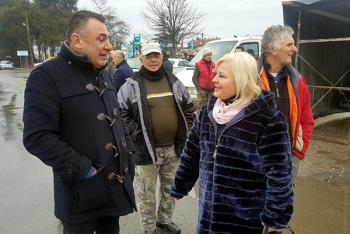 Γεωργία Μπατσαρά: Χαιρετίζουμε την αθώωση των τριών συνδικαλιστών των αγροτών μας