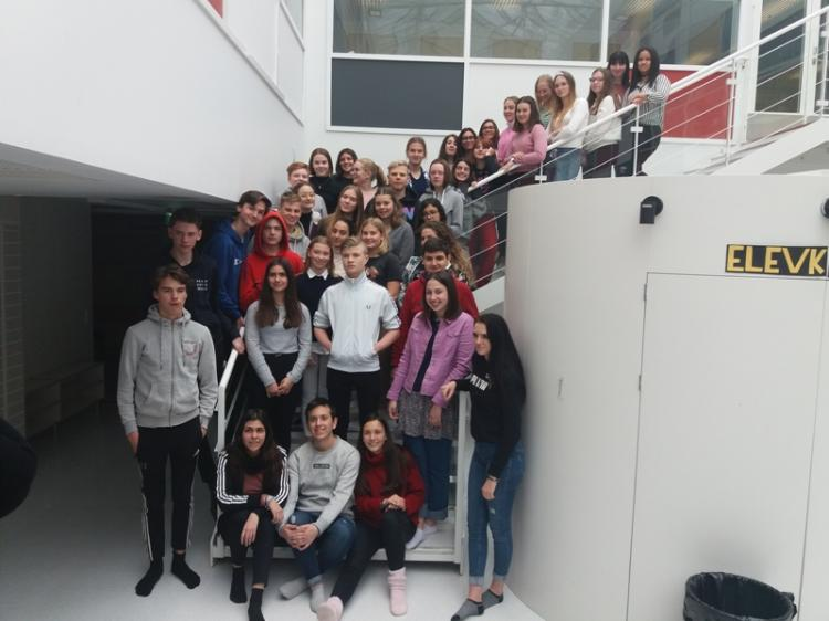 Εκπαιδευτική επίσκεψη μαθητών του 5ου Γενικού Λυκείου Βέροιας στη Φινλανδία