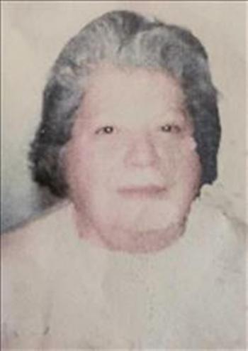 Σε ηλικία 82 ετών έφυγε από τη ζωή η ΔΗΜΗΤΡΑ Γ. ΛΑΔΟΥΣ