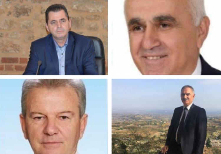 4 οι εκλεγμένοι περιφερειακοί σύμβουλοι Ημαθίας και 1 ερωτηματικό