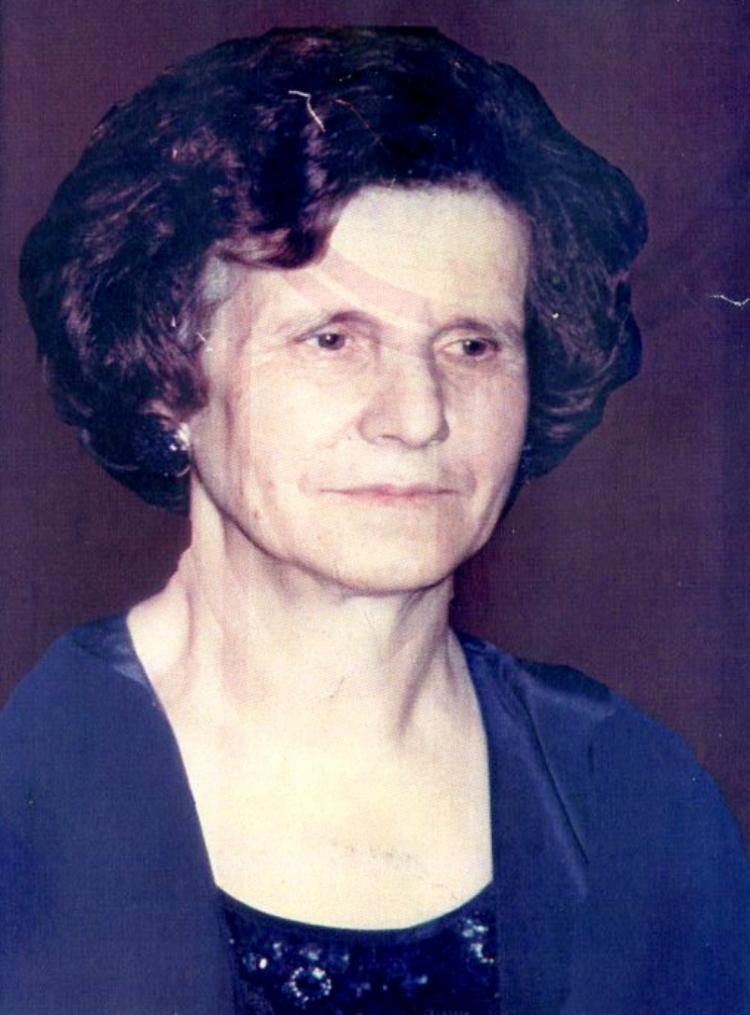 Σε ηλικία 91 ετών έφυγε από τη ζωή η ΑΘΗΝΑ - ΑΙΚΑΤΕΡΙΝΗ ΣΑΜΨΩΝΙΔΟΥ