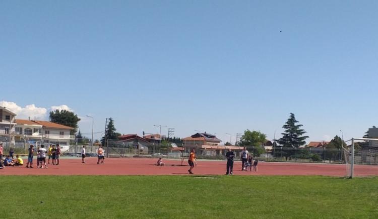 Σχολικοί αγώνες ΑθλοΠΑΙΔΕΙΆΣ Στίβου Δημοτικών Σχολείων περιοχής Βέροιας