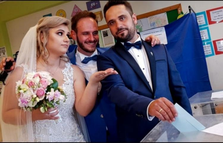 «Δαγκωτό» μετά το γάμο!
