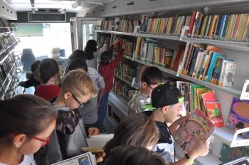 Πρόγραμμα κίνησης κινητής βιβλιοθήκης δημόσιας βιβλιοθήκης Βέροιας – Ιούνιος 2019