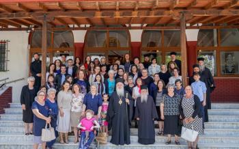 «Διακόνισσες της Εκκλησίας» : Ημερίδα πρεσβυτερών και μητέρων κληρικών στα Κύμινα