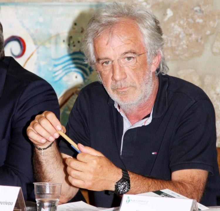 Θεόδωρος Παπακωνσταντίνου : «Το ΚΙΝ.ΑΛ εκφράζει τον προοδευτικό χώρο στην Ελλάδα»