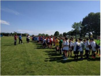 Σχολικοί αγώνες ΑθλοΠΑΙΔΕΙΆΣ Ποδοσφαίρου Δημοτικών Σχολείων περιοχής Βέροιας