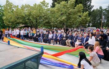 «Διακονία και Γιορτή» : Εκδήλωση με τη συμμετοχή Σχολείων Ειδικής Αγωγής και Συλλόγων ΑμεΑ στη Ραψωμανίκη