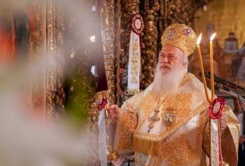 Αρχιερατική Ιερά Αγρυπνία επί τη εορτή της Αποδόσεως του Πάσχα στη Βέροια
